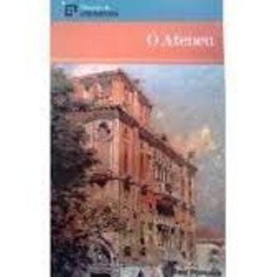 Livro O Ateneu - Col. Clássicos Da Literatura Raul Pompeia