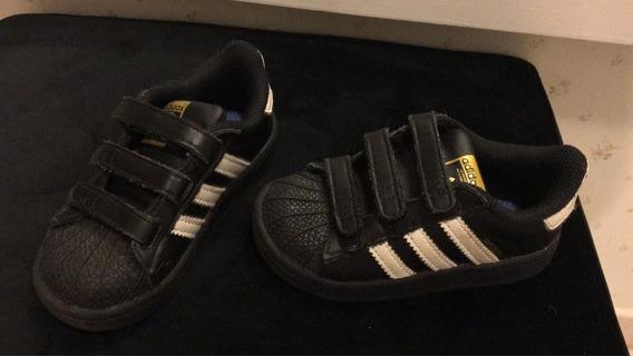 Tênis adidas Unissex Tam 21!!! Usado Porem Novo!!!