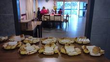 Lunch Para 30 Personas $6200 Postre O Torta De Regalo
