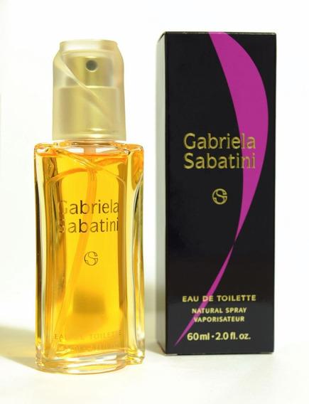 Perfume Gabriela Sabatini 60ml - 100% Original E Lacrado