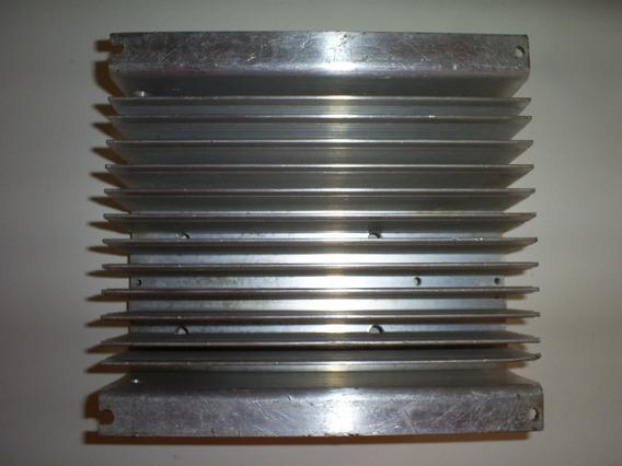 Dissipador De Calor De Alumínio (lote 218)