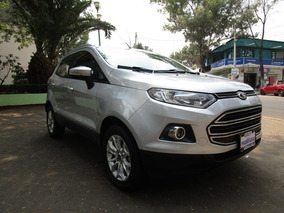 Ford Ecosport 5p Titanium Ta,2.0l,climatronic,ra16