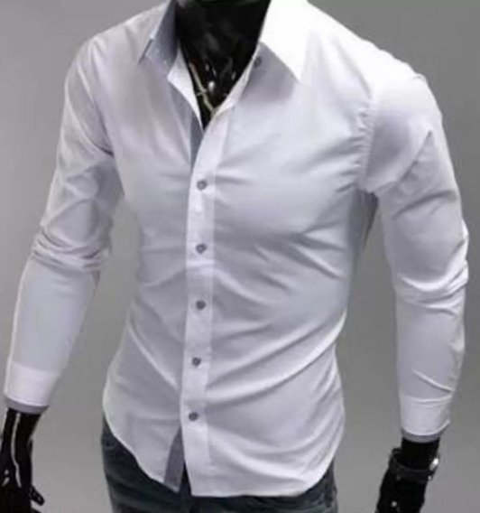 Camisa Social Masculina Tamanho Especial !