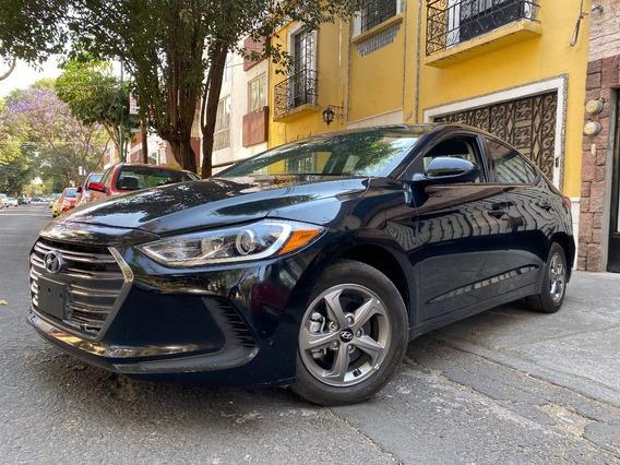 Excelente ! Hyundai Elantra 2018 Gls Automatico Nuevecito