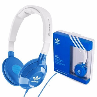 Auriculares Sennheiser Hd220 adidas Originals Vincha iPhone