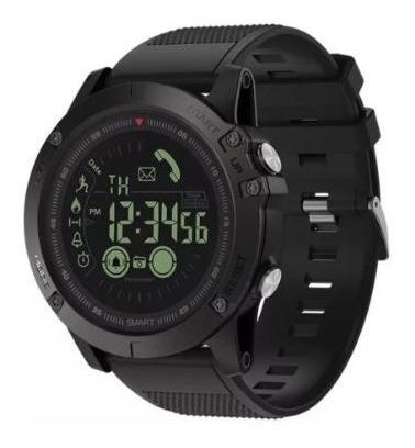 Relógio Masculino Zeblaze Vibe3 Ip67 Gorilla Glass Original Smartwache Melhor Que Mi Band