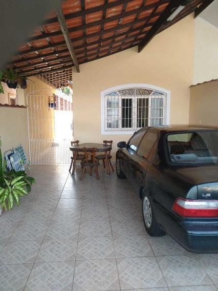 Casa 2 Qtos/suite.edícula, Ter 5x35 Px Praia, Comercs $280.