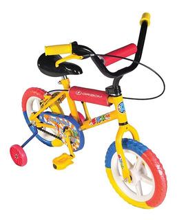 Bicicleta Gribom Bmx 4000v R12