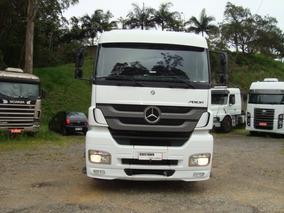 M.benz Axor 2544-ls 15/15 Gustavo-caminhões Cegonha Top!!