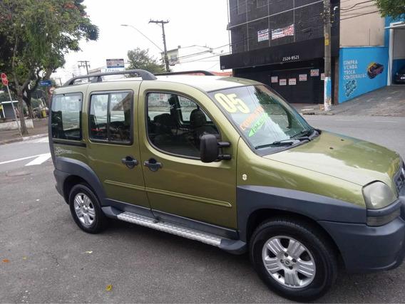 Fiat Doblo Adventure 2005 Sem Entrada Confira