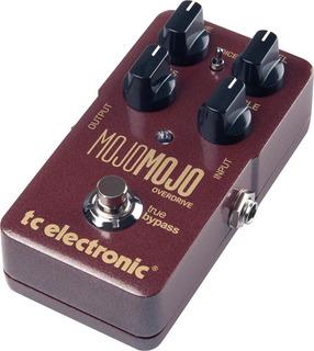 Pedal Mojo Mojo Overdrive Tc Electronic