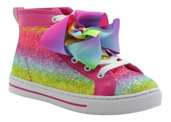 Calzados Nickelodeon Jojo Siwa Rainbow