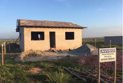 Casa Final Construção Barata Oportunidade Perto Praia Rasa E