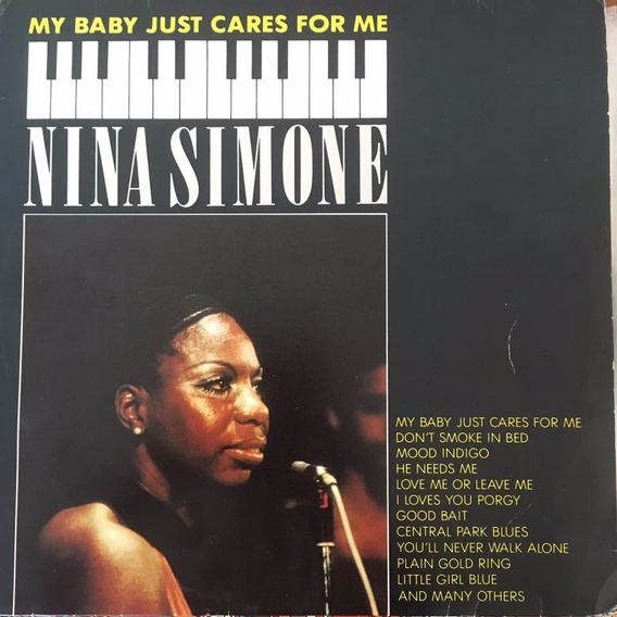 Lp My Baby Just Cares For Me Nina Simone