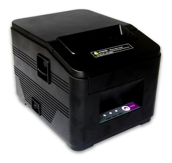 Kit Impressora Térmica Não Fiscal 80mm Usb + 10 Bobinas