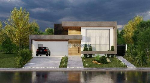 Imagem 1 de 13 de Casa À Venda, 234 M² Por R$ 1.600.000,00 - Urbanova - São José Dos Campos/sp - Ca2378
