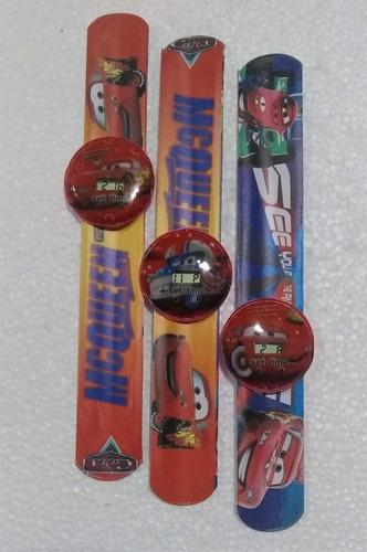 Reloj Regleta X20 Sorpresa Infantil Spiderman-cars-pj Masks