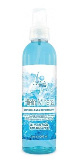 Hielo Mineral Termoterapia De Frío En El Deporte Sheló Nabel
