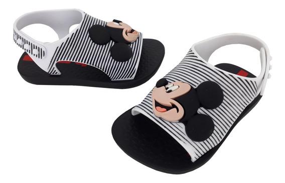 Sandália Infantil Grendene Menino Disney 26111