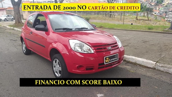 Financiamento Com Score Baixo Ford Ka Entrada Só 2.000,00