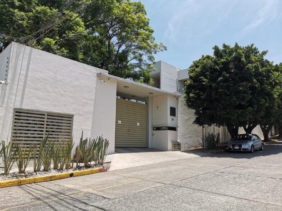 Hermoso Departamento En Condominio Cuernavaca