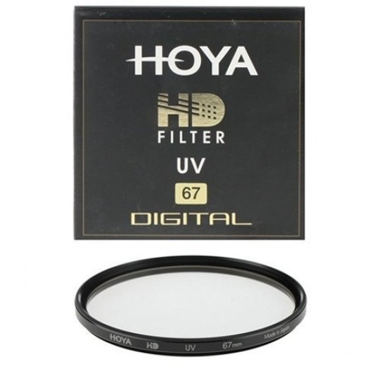 Filtro Hoya Hd Uv Cristal 72mm Original