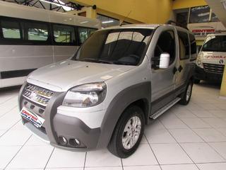 Fiat Doblô Adventure 1.8 2013
