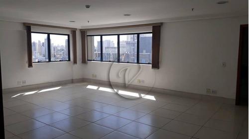 Imagem 1 de 15 de Sala Para Alugar, 46 M² Por R$ 2.007,00/mês - Centro - Santo André/sp - Sa0729