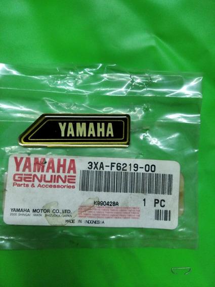 Yamaha Crypton Emblema Calco Original 3xa-f6219-00