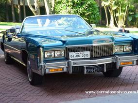 Cadillac Eldorado 1976 Conversivel - Troco Por Até 2 Carros