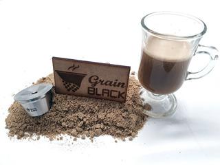 Cápsula Reutilizável Grain Black Três Corações Cappuccino Al