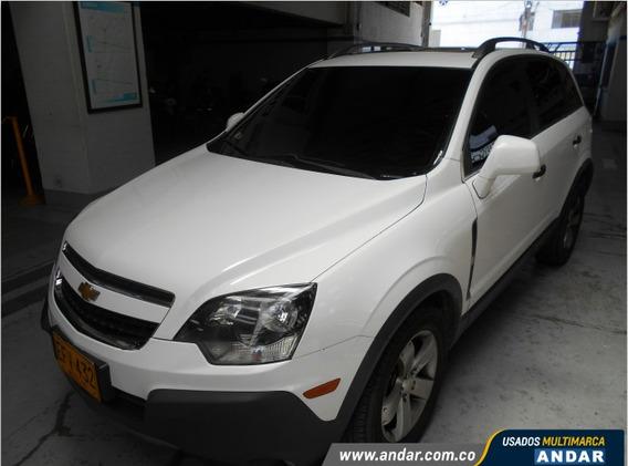 Chevrolet Captiva Sport Ls