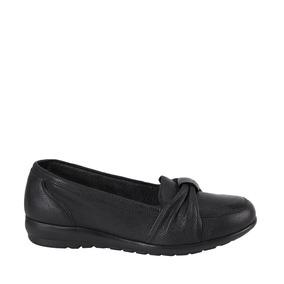 Zapato Confort Flexi 8408 Negro Comodo Conf 184262