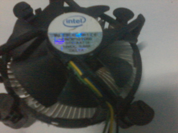 Cooler Para Porcessador Pc Intel Delta