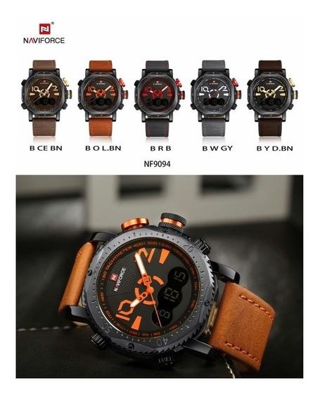 Relógio Naviforce 9094 Original