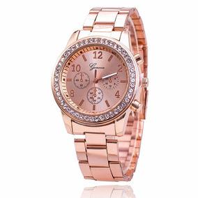 4f9d2b826d15 Reloj para de Mujer Geneva en Mercado Libre México