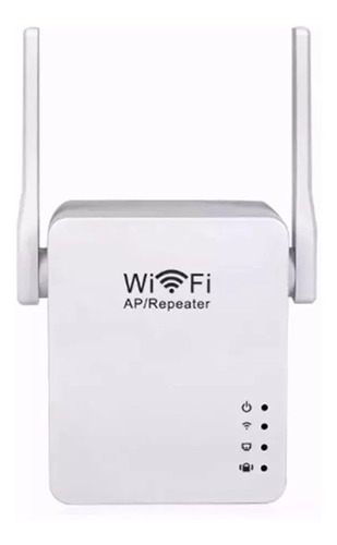 Roteador Repetidor Tomada Wi-fi 2 Antenas 750 Mbps Cabo Rj45