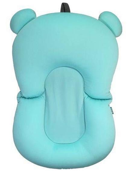 Almofada Para Banho Banheira Bebê Baby Buba Azul 7278