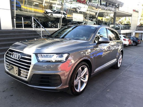 Audi Q7 3.0 Tfsi S Line Quattro 333hp At,2018