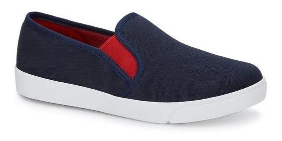 Tenis De Sneaker Azul Marino 2736860 E-20