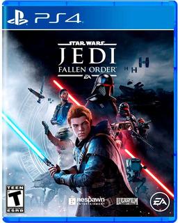 Star Wars Jedi Fallen Order En Ps4 Nuevo Y Sellado
