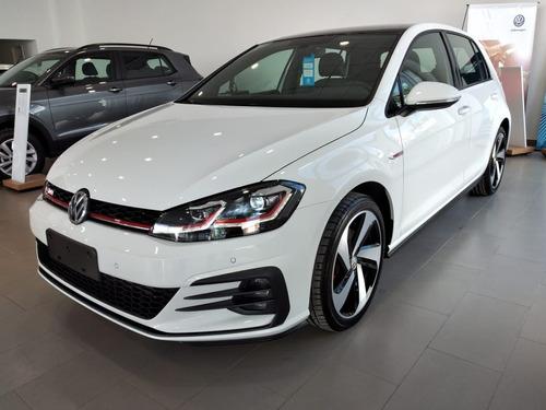 Nuevo Volkswagen Golf Gti 2.0 220 Tsi Dsg + Cuero Gs