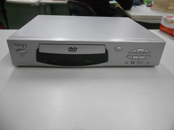 Dvd Player Gpx Dv-1000 (para Retirada De Peças)