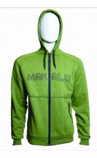 Campera Makalu Friza Colores Varios Todos Los.talles