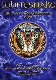 Whitesnake Live Donington 1990 - Original