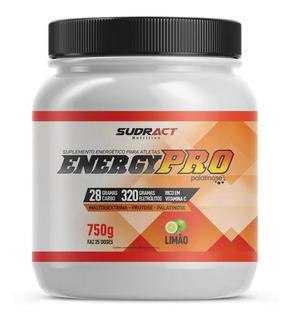 Energy Pro 750g - Sudract - Pré E Durante Treino