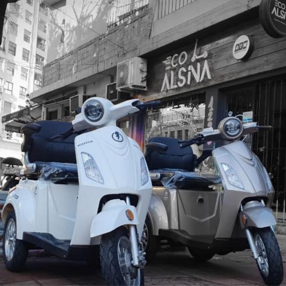 Triciclo Electrico Elpra Master 0km / Envío Gratis