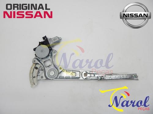 Máquina Vidro Eletrica Dianteira Esquerdo Nissan March