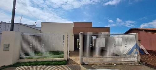Imagem 1 de 20 de Casa Com 3 Dormitórios À Venda, 132 M² Por R$ 320.000,00 - Jardim Pequena Londres - Londrina/pr - Ca1426