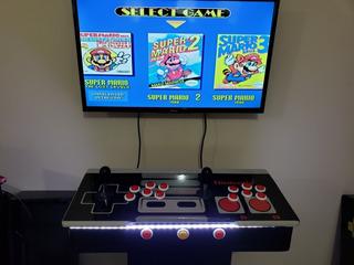 Tablero Arcade Ch Multijuegos Pandora 9s, 9h, Etc. 2199 Jgos Y Agregando, Salida Hdmi Y Vga